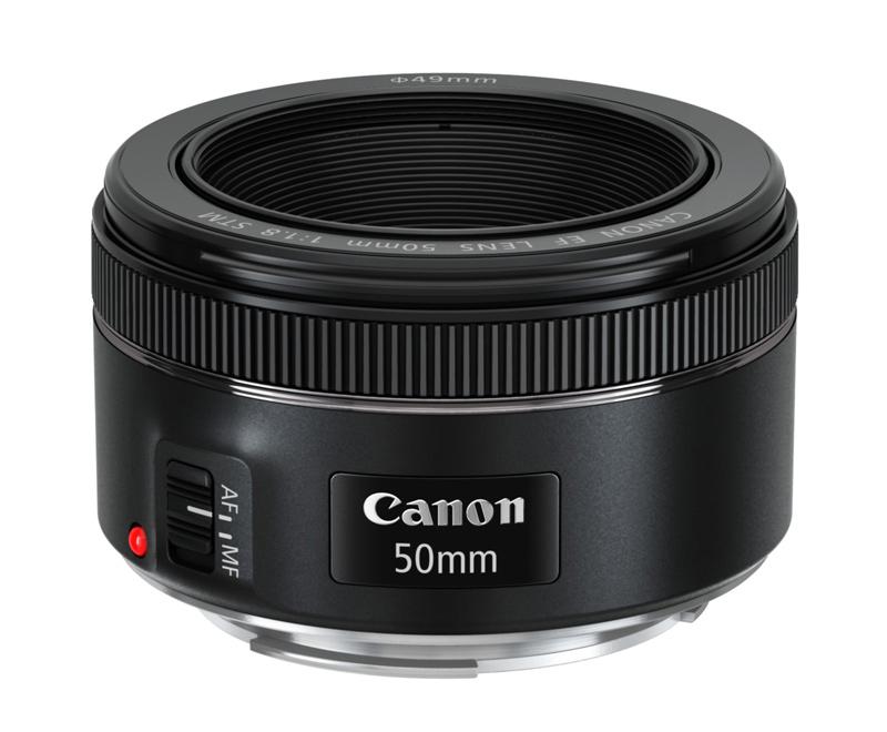 EF 50mm f1,8