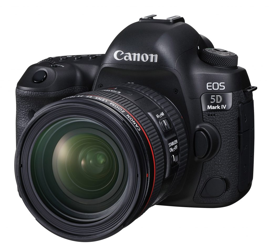 Canon 5D Mrk IV Bild: Canon